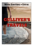 Gulliver's Travels (2010) - Movie Questions + Extras - Answer Key Included