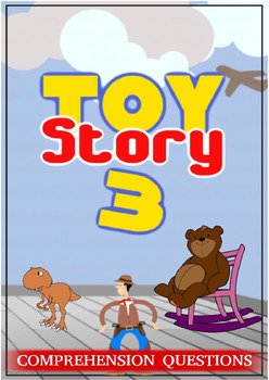 Toy Story 3 (2010) - Movie Guide Questions + Extras - Answer Key Included