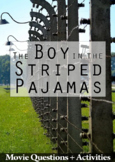 The Boy in the Striped Pajamas Movie Guide + Activities - Answer Key Inc.