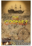 The Goonies Movie Guide + Activities - Answer Key Inc.(Color + Black & White)