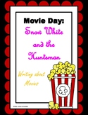 Movie Day: Snow White and the Huntsman (Write about Movies)