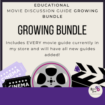 Movie Discussion Guides: The GROWING bundle
