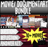Movie/Documentary Guide BUNDLE - Distance Learning