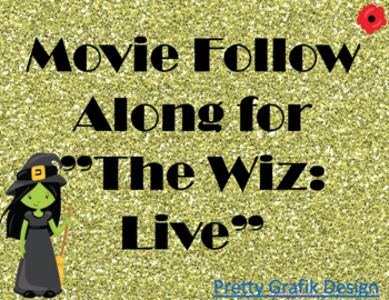 """Movie Follow Along for """"The Wiz: Live"""""""