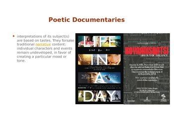 Movie Genre: Documentaries