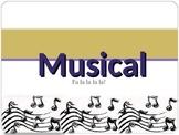Movie Genre: Musical