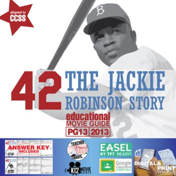 The Jackie Robinson Story Movie Guide (42) (PG13 - 2013)