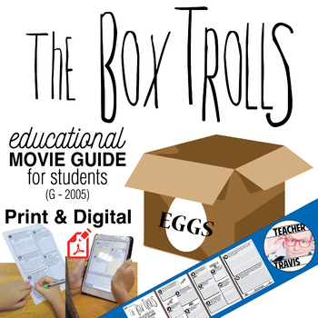 BoxTrolls Movie Guide (PG - 2014)
