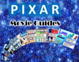 Movie Guide Bundle - Pixar Films - 8 Great Movies!