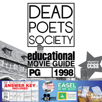 Dead Poets Society Movie Guide (PG - 1989)