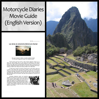 Movie Guide: Diarios de Motocicleta/Motorcycle Diaries (English Version)