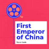 """Movie Guide: """"First Emperor of China"""" - Common Core State Standards"""