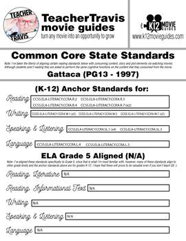 Gattaca Movie Guide (PG13 - 1997)