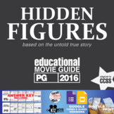 Hidden Figures Movie Guide | Questions | Worksheet (PG - 2016)