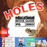 Holes Movie Guide   Questions   Worksheet (PG - 2003)