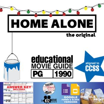 Movie Guide - Home Alone (PG - 1990)