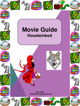 Movie Guide: Hoodwinked - Expository Text