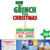 How the Grinch Stole Christmas Movie Guide | Questions | Google Form (PG - 2000)
