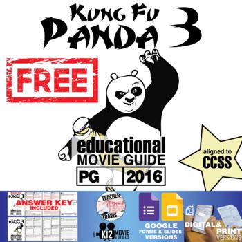 Kung Fu Panda 3 Movie Guide (PG - 2016)