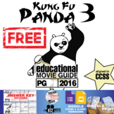 Kung Fu Panda 3 Movie Guide (PG - 2016)