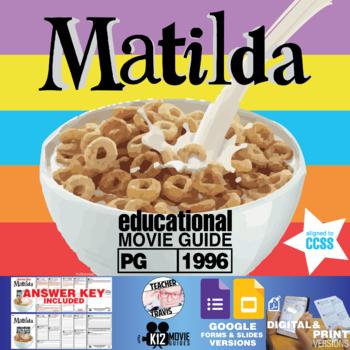 Matilda Movie Guide (PG - 1996)