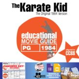 The Karate Kid Movie Guide | Questions | Worksheet (PG - 1984)