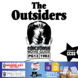 The Outsiders Movie Guide | Questions | Worksheet | Google Formats (PG13 - 1983)