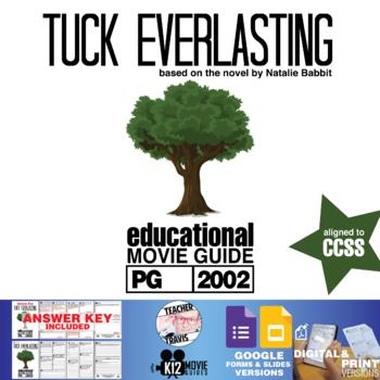 Tuck Everlasting Movie Guide   Questions   Worksheet (PG - 2002)