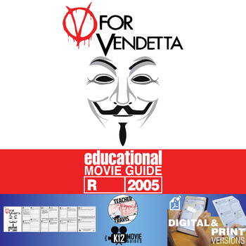 V for Vendetta Movie Guide (R - 2005)