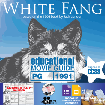 Movie Guide - White Fang (PG - 1991)