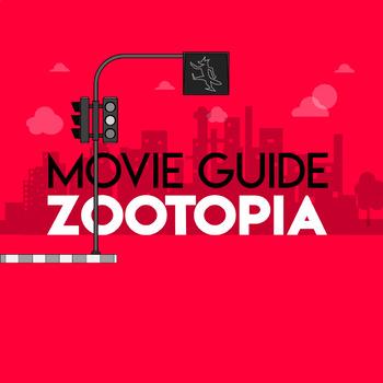 Movie Guide  Zootopia  by Paula Rosana Asad | Teachers Pay