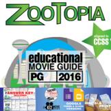 Zootopia Movie Guide (PG – 2016)