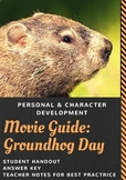 *Movie Guide* Groundhog Day    *Personal, Moral, Character