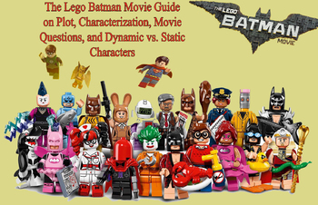Movie Guide for The Lego Batman