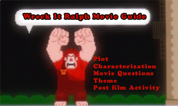 Movie Guide for Wreck it Ralph (2012)