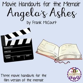 Activities Angela S Ashes Worksheets Teachers Pay Teachers
