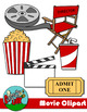 Movie / Hollywood Clipart