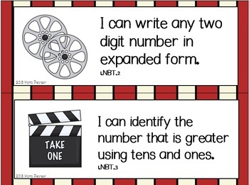 """Movie """"I Can"""" Statements"""