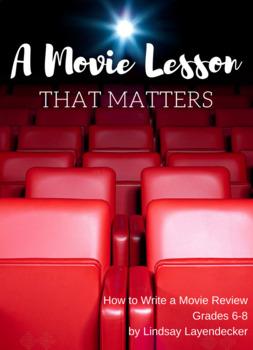 Movie Lesson Plan - Writing Movie Reviews