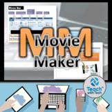 Movie Maker Lesson Activity MovieMaker