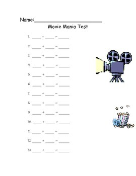 Movie Mania Bundle
