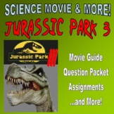 Movie & More : JURASSIC PARK 3 (movie guide / assignments / key / no prep)