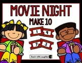 Movie Night Make 10 Game