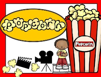 Movie Night Sign and Planning Packet