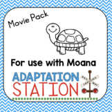 Movie Pack for use with Moana