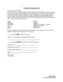 Movie Permission Form - Editable