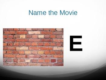 Movie Pics Game #2