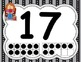 Play dough mats- Numbers 0-20 with differentiated  tens fr