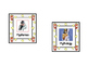 Movie Popcorn Classroom Library Book Bin / Basket Labels