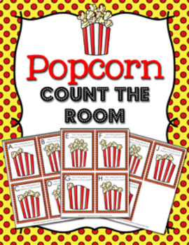 Movie Popcorn Count The Room